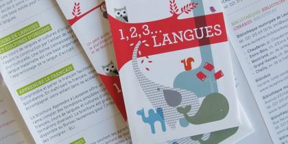 1,2,3… langues