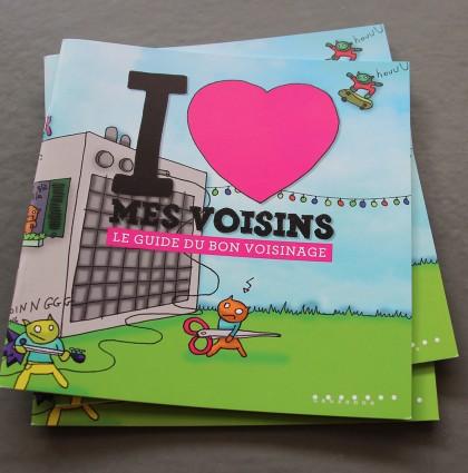 I Love Mes Voisins