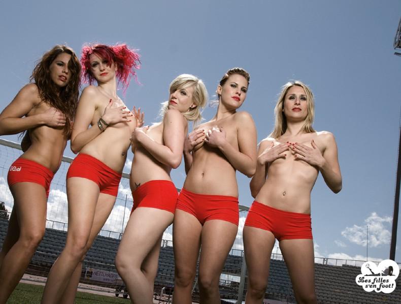 Les filles s'en foot!