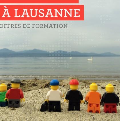 Apprendre à Lausanne 2014