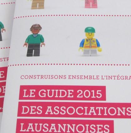 Le guide des associations Lausannoises