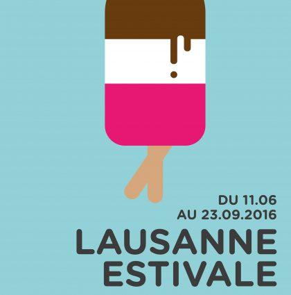 Lausanne Estivale 2016