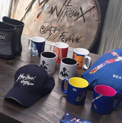 Montreux Jazz Festival | Merchandising