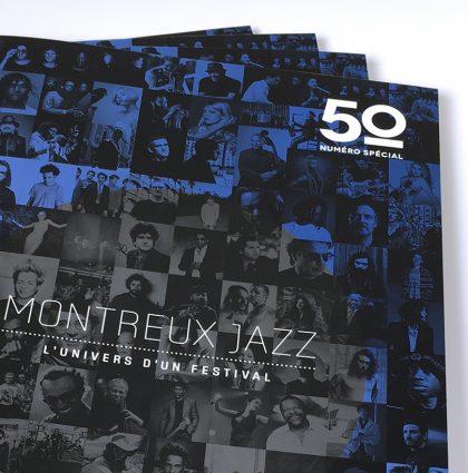 Montreux Jazz Mag | Édition spéciale 50