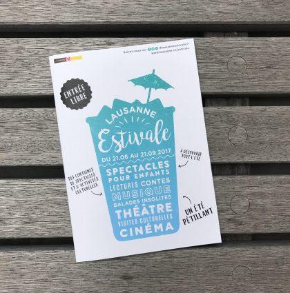 Lausanne Estivale 2017