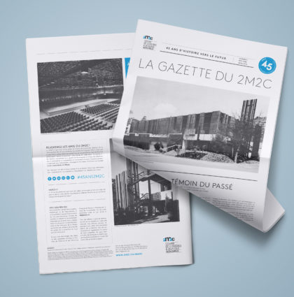 Centre de Congrès & Musique Montreux – 2m2c