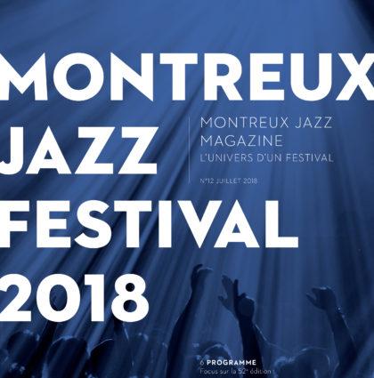 Montreux Jazz Mag #12