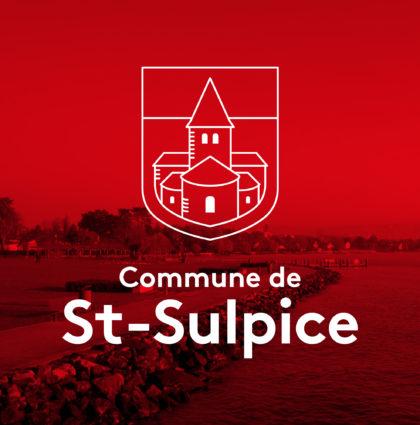 Commune de St-Sulpice