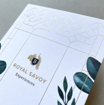 Royal Savoy Hotel & SPA Lausanne / Amenities